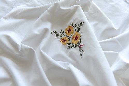 Gumamela Fleur Bunch Sham