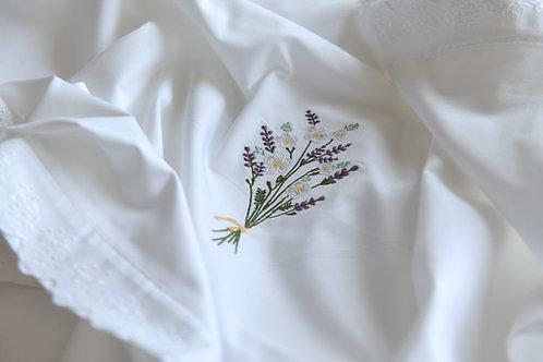 Lavender Fleur Bunch Sham