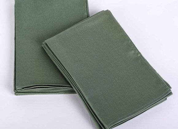 "Olive Green Napkin - Set of 6 (16"" x 16"")"