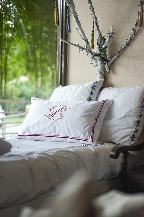 Maarte Lumbar Pillowcase (Pair)
