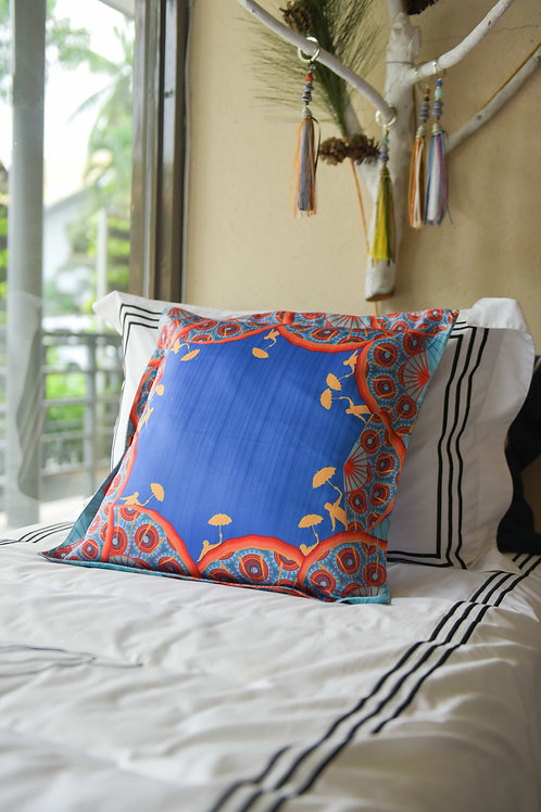 Asik Throw Pillow Sham