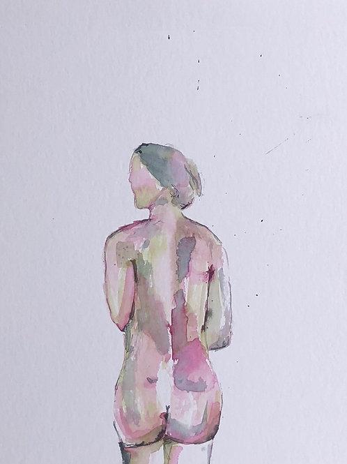 Purple Figure