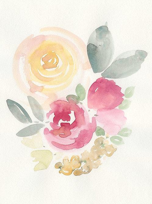 Happy Floral II