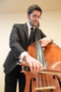 Brent Edmondson bass