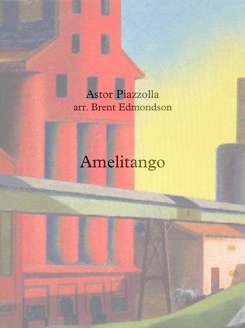 Piazzolla Amelitango