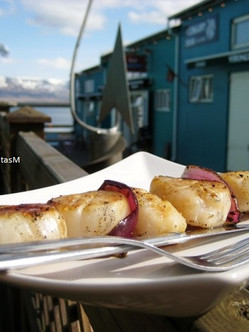 Scallops - A Seafood Favorite!