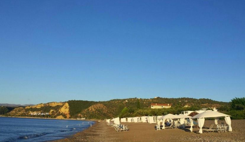 Semi private Selinitsa Beach