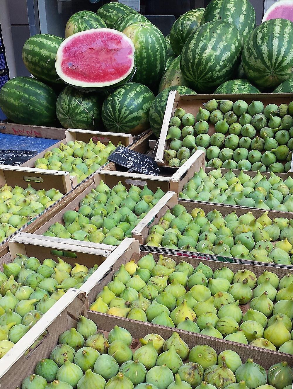 Fresh figs from Farmer's market