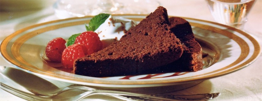 Belgian Chocolate Dream Cake