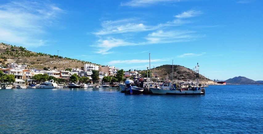 Pachi - feels like being on an Aegean island