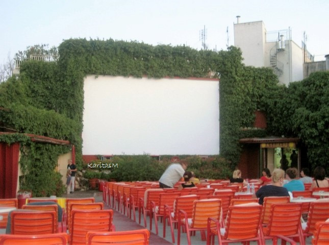 Summer Outdoor Movie Theater - Thisseo