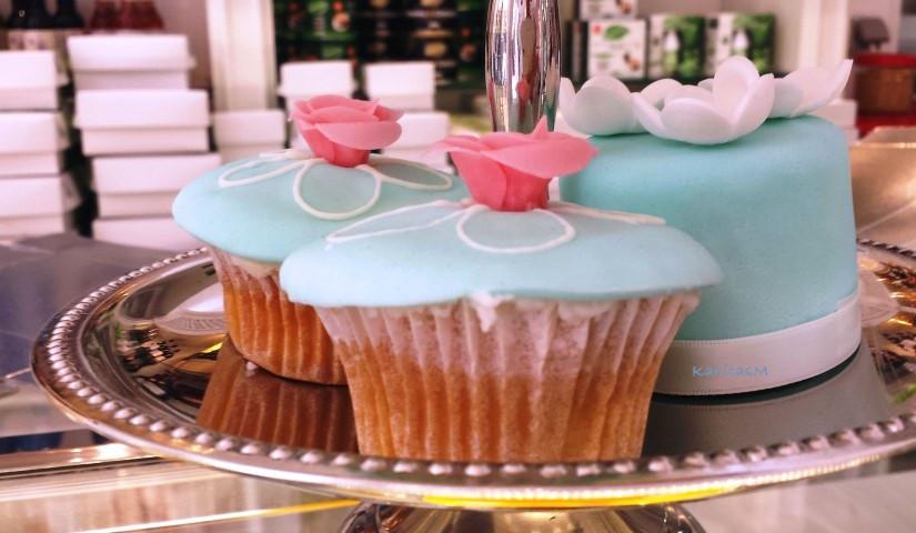 Low calorie cup cakes!