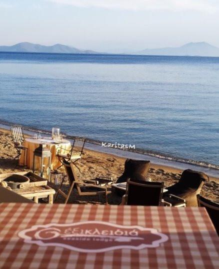 6 Keys Restaurant with Seaview