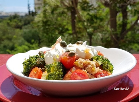 Cretan Dakos with a Twist!