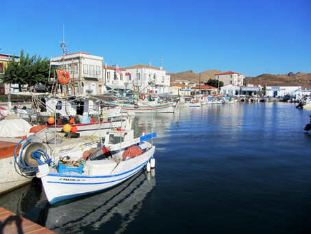 Captivated by Lemnos Island!