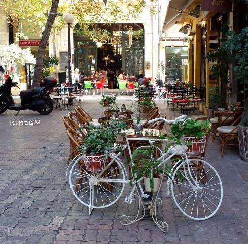 Enjoying Athen City hygge