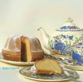 Granny's Pound Cake