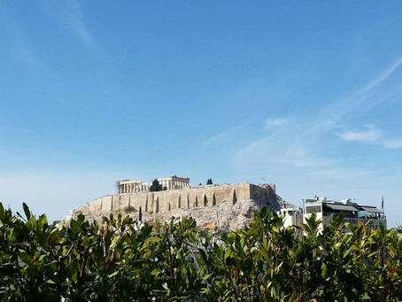 Athens in the Summer!