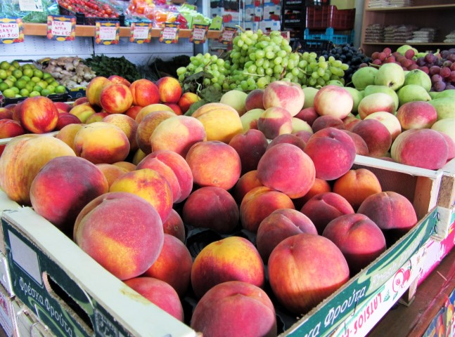 Lemnos Fruit Market