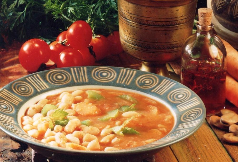 Healthy Greek Bean Soup