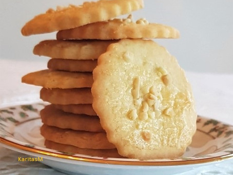 Granny's Butter Cookies