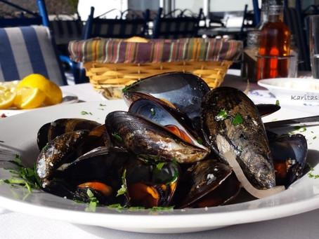 Tempting Shellfish & More!