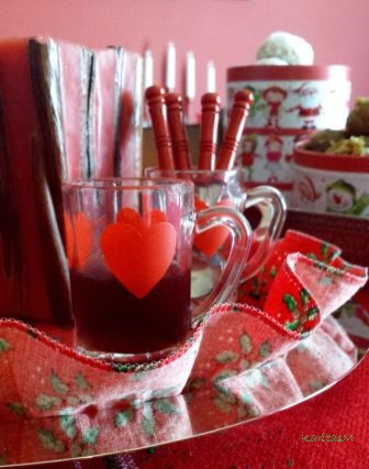 Glogg - Mulled Red Wine