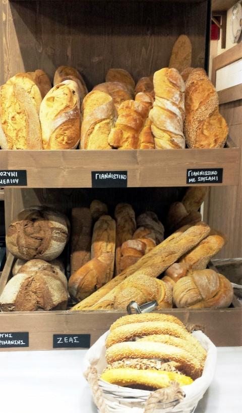 Yoleni's Bread Corner