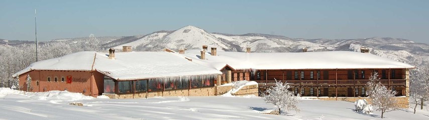 Semeli resort - in winter with snow!