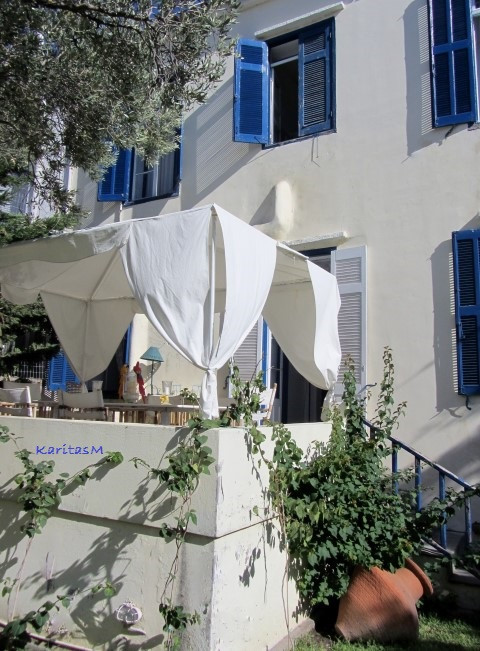 A beautiful Lemnos mansion