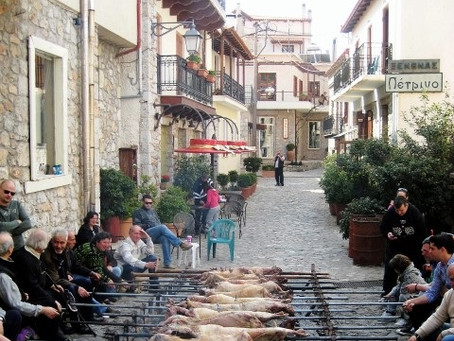 Greek Easter in Arachova!