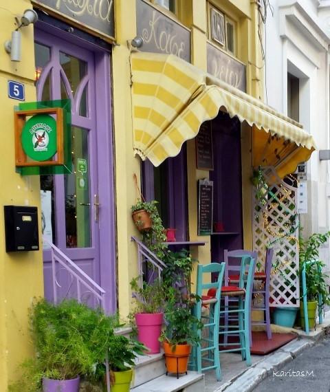 Neighbourhood cafe/bar