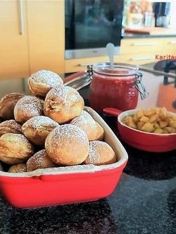 Irresistible Danish Pancake Balls!