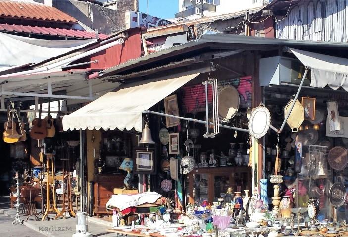 Monastiraki Antique Market