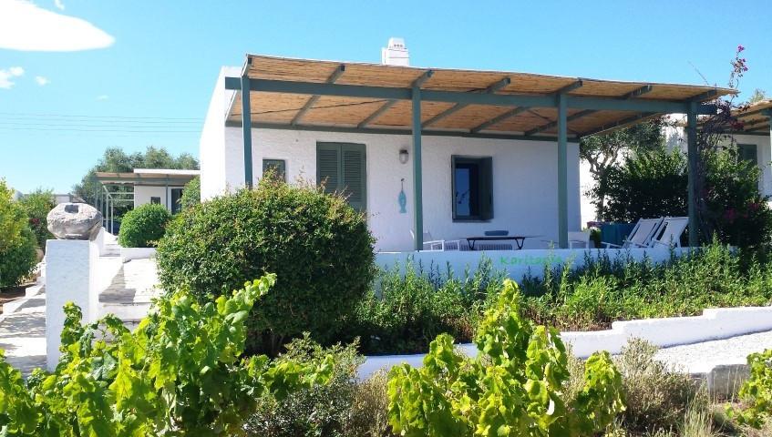 Niriides bungalow - beachfront