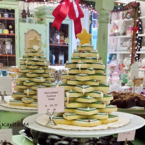 Christmas cookie Trea - Emi's Cupcake Store