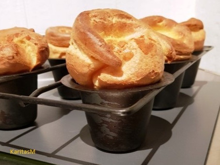 Deliciously Airy Popovers!