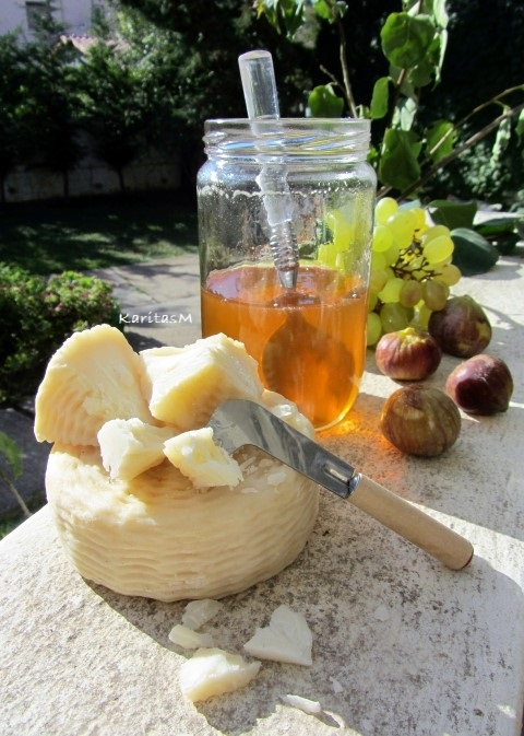 Breakfast in Lemnos