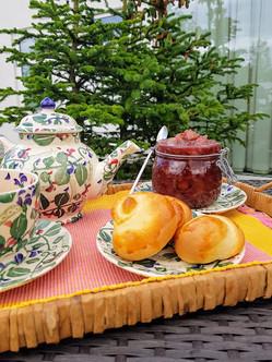 Rhubarb - A Must in Icelandic Households!