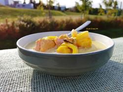 Food & Travel Website