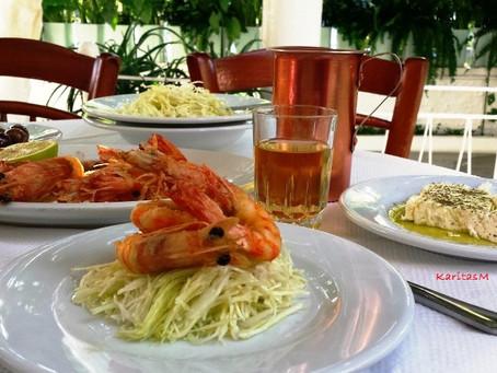 A Taste of Greece on a Plate!