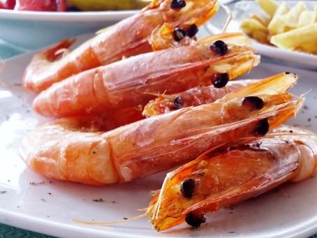 Tasty Seafood in Piraeus!