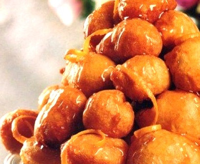 Fresh & Delicious Honey Puffs!