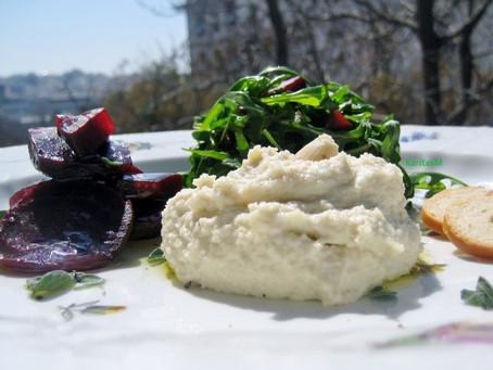 Skordalia - Garlic/Almond Dip!