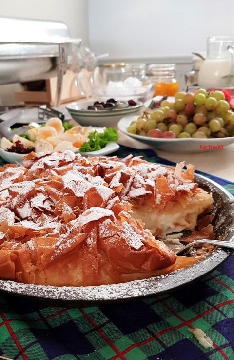 Custard Pie - Bougatsa