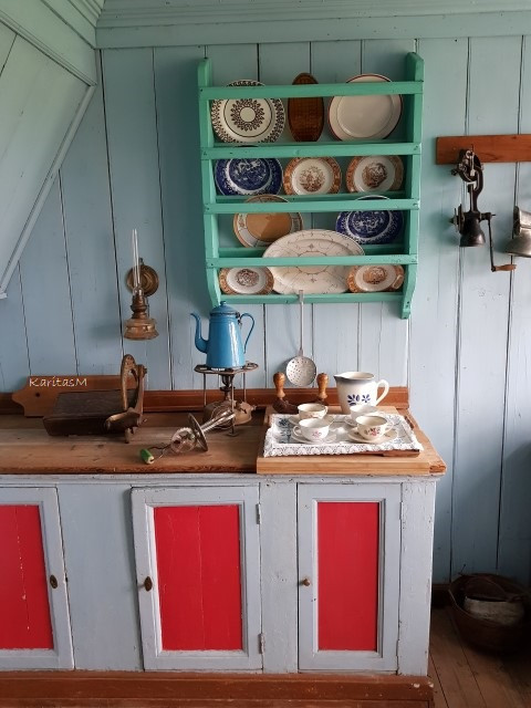 The pantry from 1850