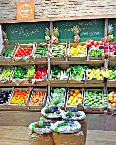 Yoleni's Veggie Market