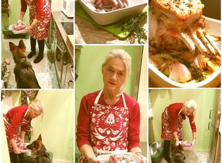 Juicy Roasted Pork Loin!