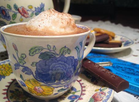 Rich Hot Chocolate!