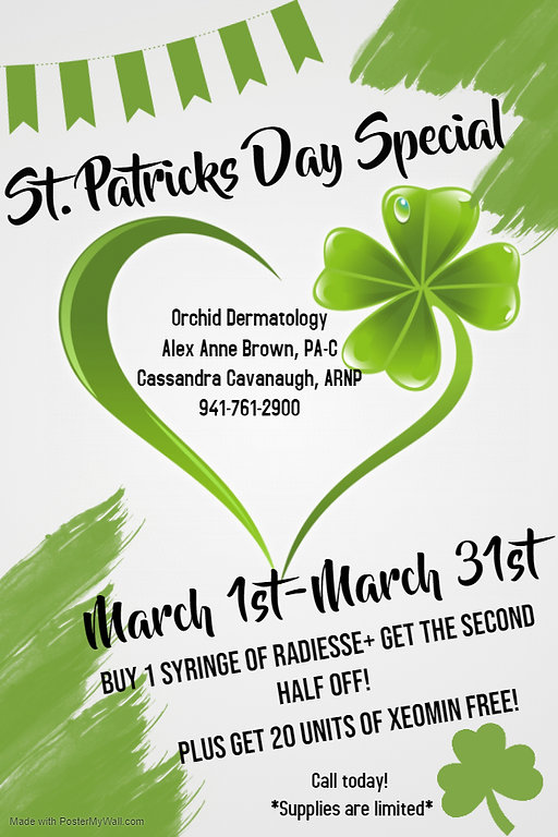 Copy of St Patricks Day Poster - Made wi
